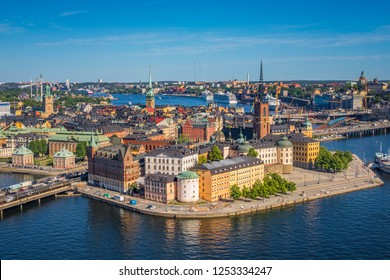 City of Stockholm Sweden