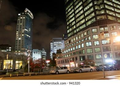 city street vancouver