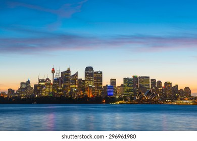 City of Sydney, NSW, Australia