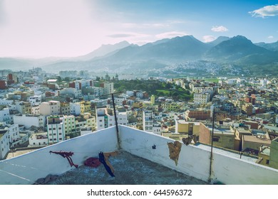 City Tanger, Marocco, Africa, 2013, Nature, buildings and beautiful view.