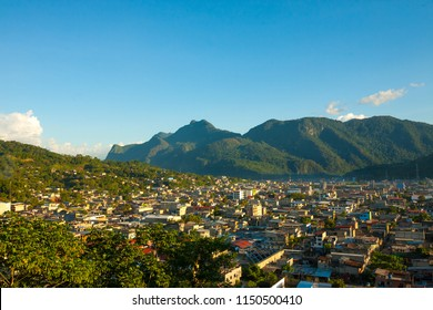 city of Tingo Maria, jungle of Peru.
