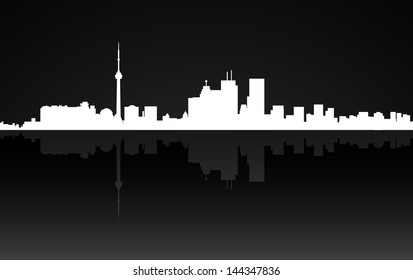 City Toronto panorama