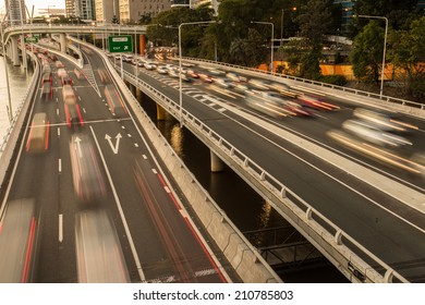 City Traffic congestion