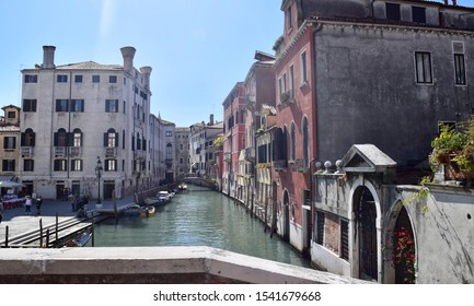 The City of Venice, Italy (2019)