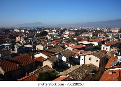 A city view from Antakya, Turkey.