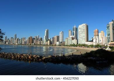 City View of Balneario Camboriu - Brazil