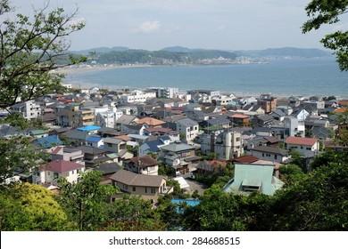 City view of Kamakura