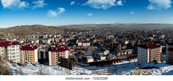 City View. Mus City - Turkey