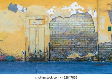 City wall 1.