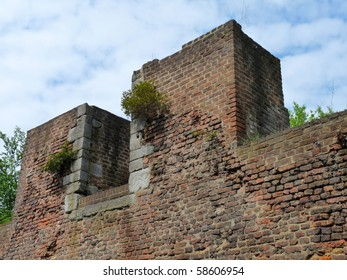 City wall (Br?ggen, Germany)