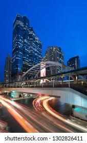 Citys Bangkok at cener of Thailand
