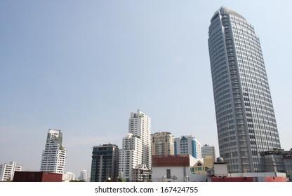 Cityscape , Bangkok, Thailand