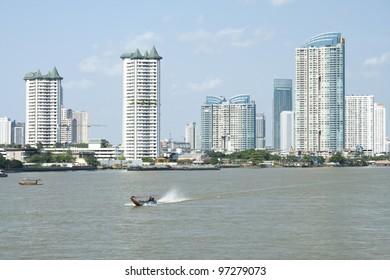 Cityscape Bangkok, Thailand