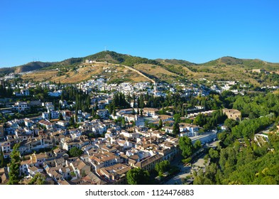 Alhambra Panoramic Images, Stock Photos & Vectors | Shutterstock