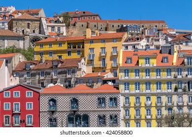 Cityscape Lisbon