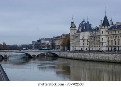 A cityscape of Paris, France