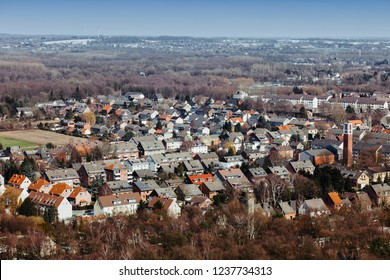Cityscape of Recklinghausen, NRW, Germany, Europe
