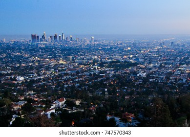 Cityscape view los angeles