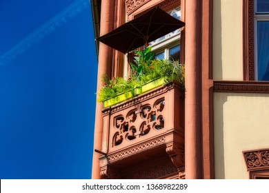 Cityscapes Details / German architecture is characterized by a high diversity