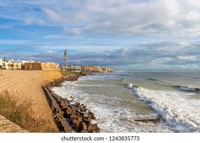 Cityview, Cadiz, Spain
