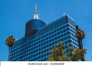 Ciudad de Mexico, Mexico; September 14 2011: World Trade Center building, an iconic mexican building