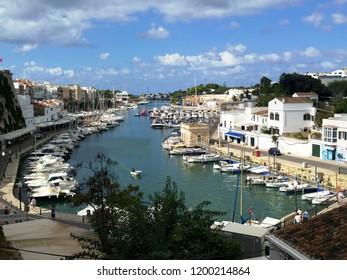Ciutadella de Menorca tourist views