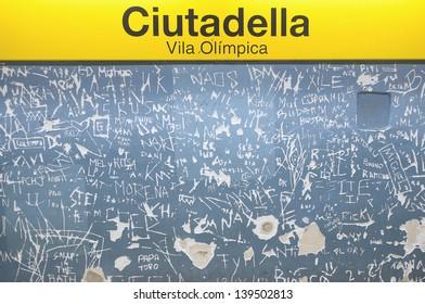 Ciutadella - Villa Olimpica