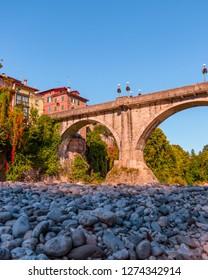 Cividale del Friuli - Ponte del Diavolo - Udine - Friuli Venezia Giulia