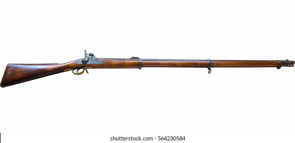 Civil War Rifle
