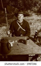 civil war solder