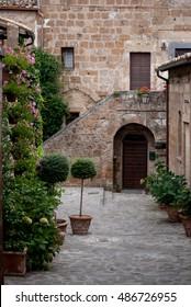 Civita di Bagnoregio - Ancient town in Italy