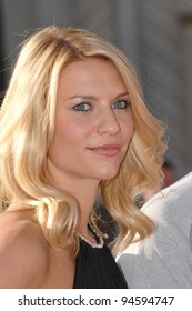"""Claire Danes at the Los Angeles premiere of """"Stardust"""" at Paramount Studios, Hollywood. July 30, 2007  Los Angeles, CA Picture: Paul Smith / Featureflash"""