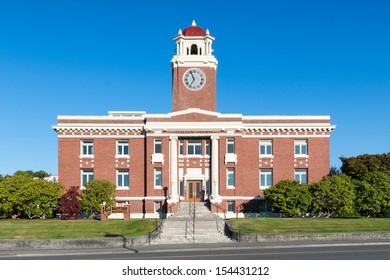 Clallam County Courthouse in Port Angeles, Washington