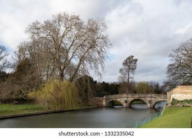 Clare College Bridge, Cambridge