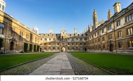 Clare College, University of Cambridge