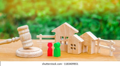 clarification of ownership of the house / real estate. court and division of property. concept of law and lawyer, judiciary and legislature, notaries and insurance indemnities. divorce