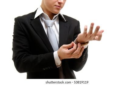 clasp a cuff