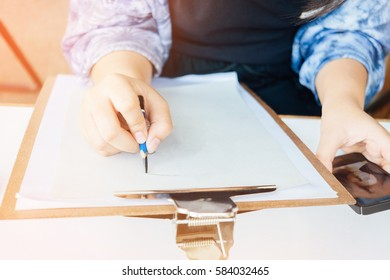 Class room and drawing