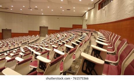 Class rooom in university