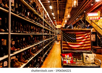 Classic American Boots For Sale In Nashville