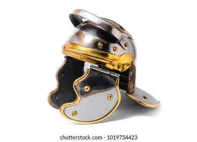 A classic ancient helmet