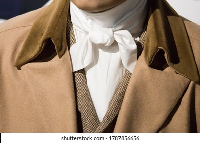 Classic beautiful clothes of the 19th century