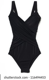Classic Black Bathing Suit