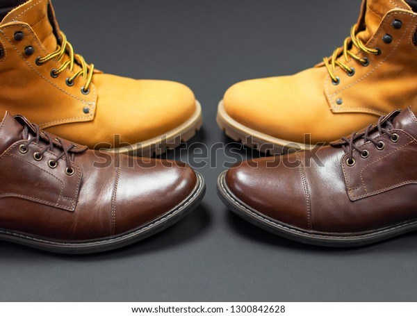 leather mens shoes sale