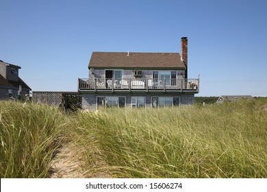 Classic Cape Cod beach house