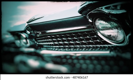 classic car facelift