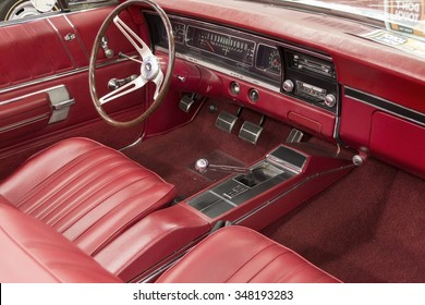 Classic Car Interior Images Stock Photos Vectors Shutterstock