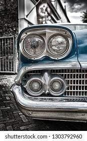 Classic car study #9