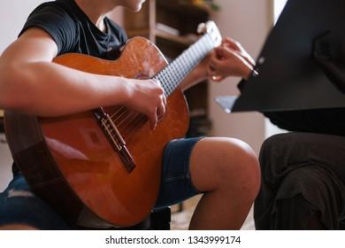 Classic Guitar Lesson