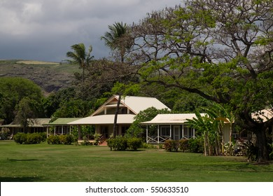 Classic Hawaiian cottages in Kauai, Hawaii